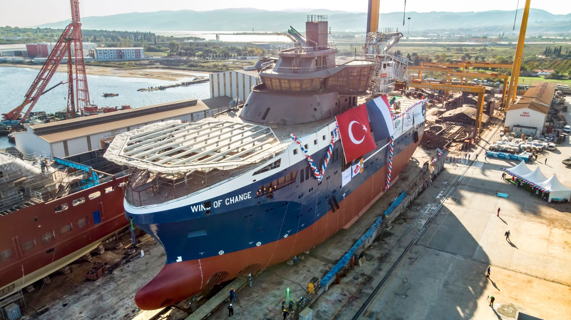 innovation Wind of Change©cemre shipyard