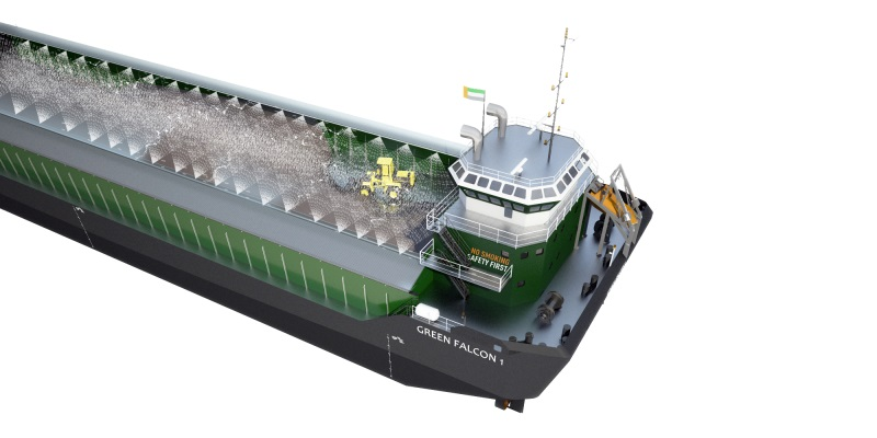 Barges LD Ports & Logistics Barges LDPL