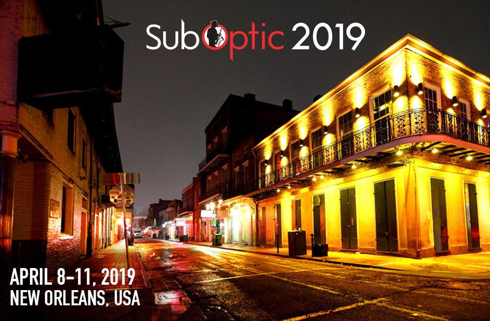 Suboptic 2019 LDTVO