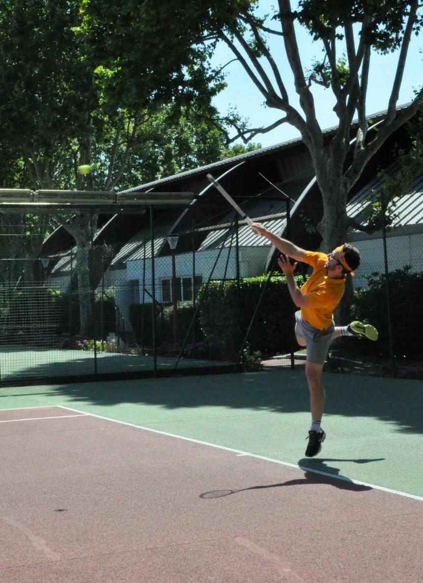 Tennis LDA Kevin