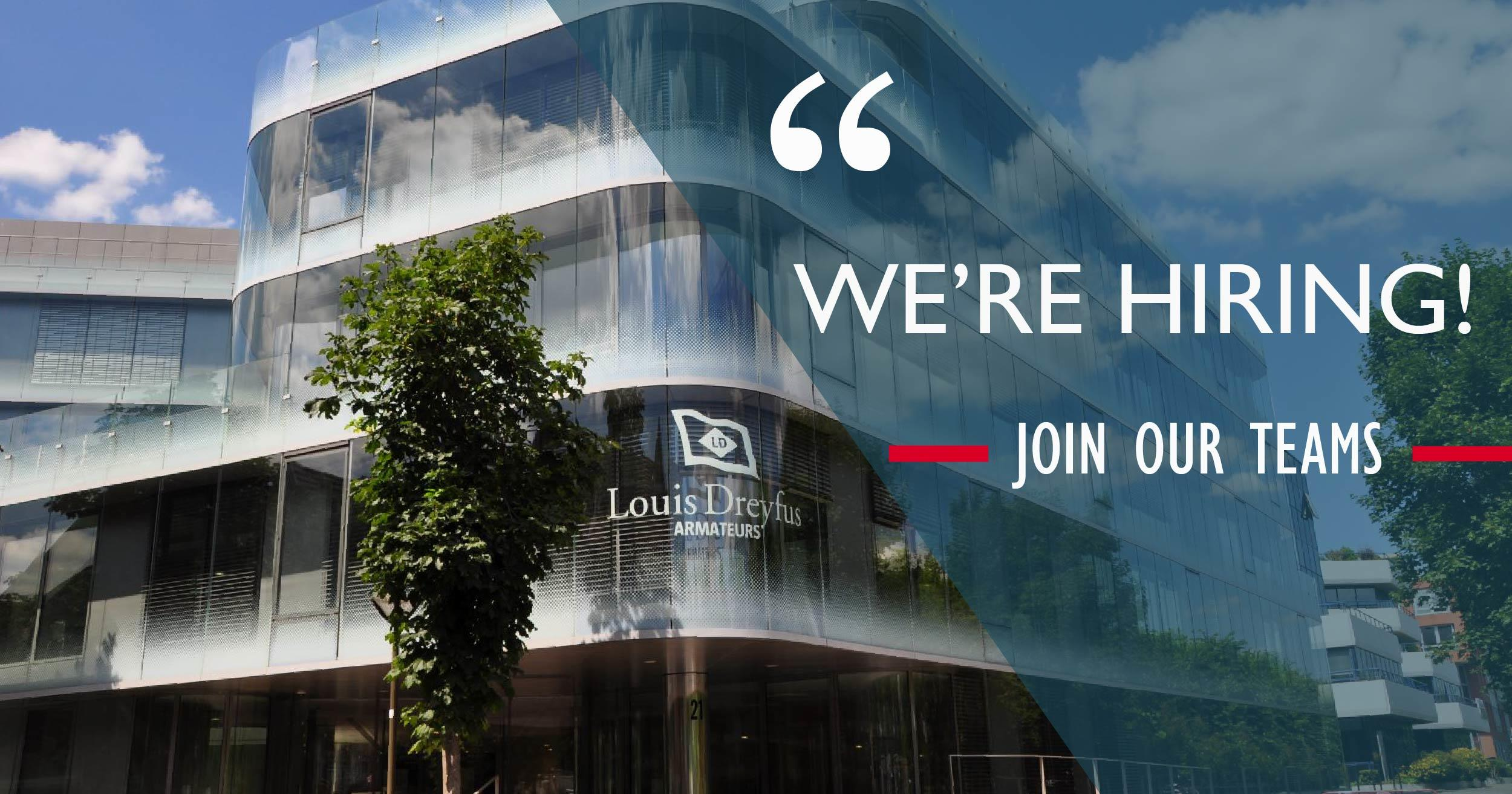 We are hiring at LDA