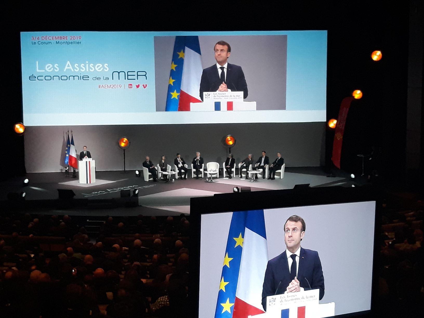 Assises 2019 E Macron