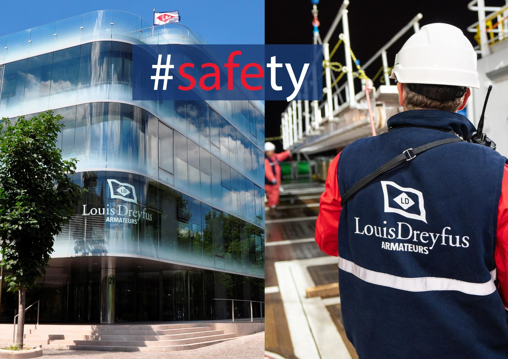 LDA Safety campaign