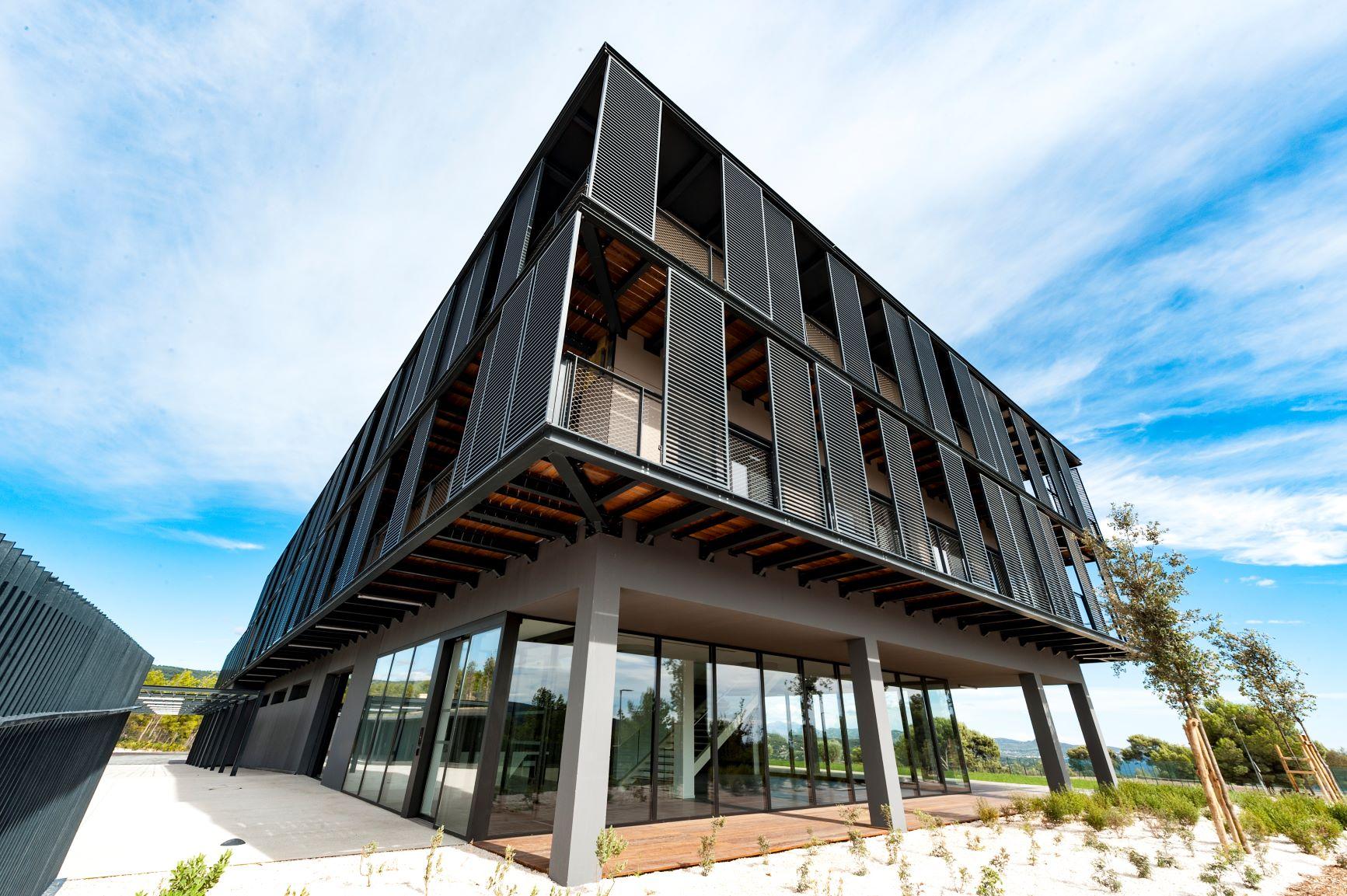 LDTVO La Ciotat building
