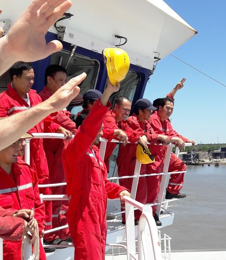 Crew LDA Ciudad de Cadiz