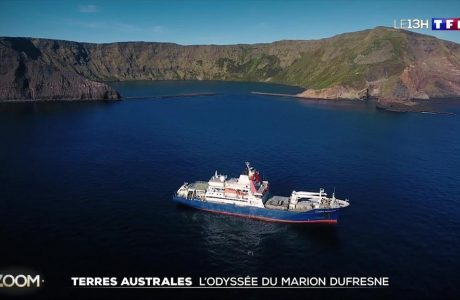 Marion Dufresne TF1 TV report