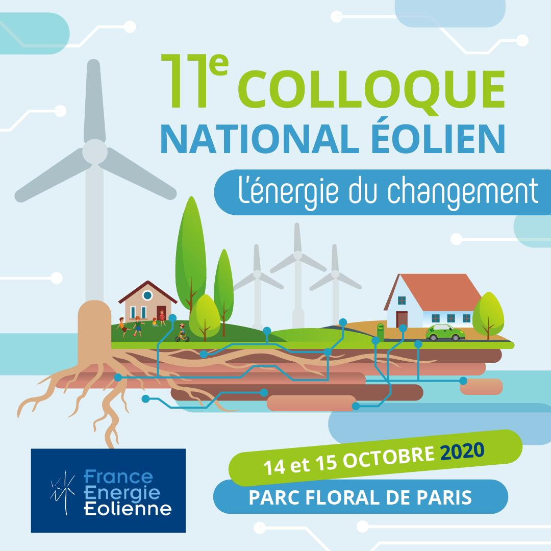 Colloque National Eolien 2020