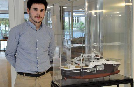 Baptiste Biet PLENR junior project manager