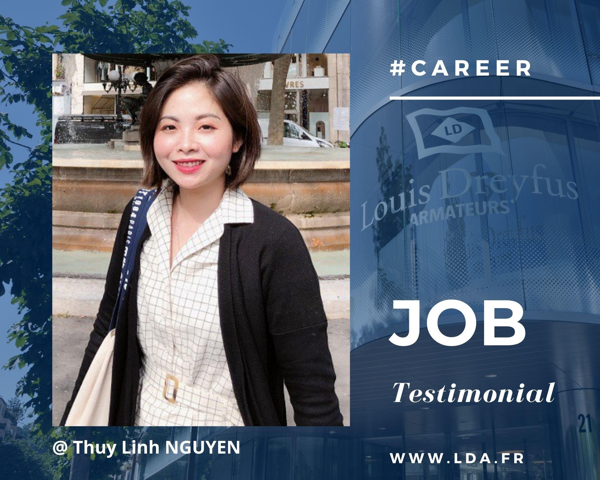 Thuy Linh Nguyen LDA logistics