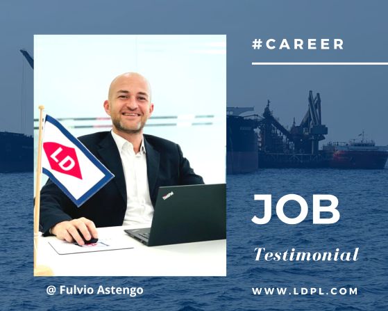 Fulvio Astengo LDPL Middle East Job Testimonial