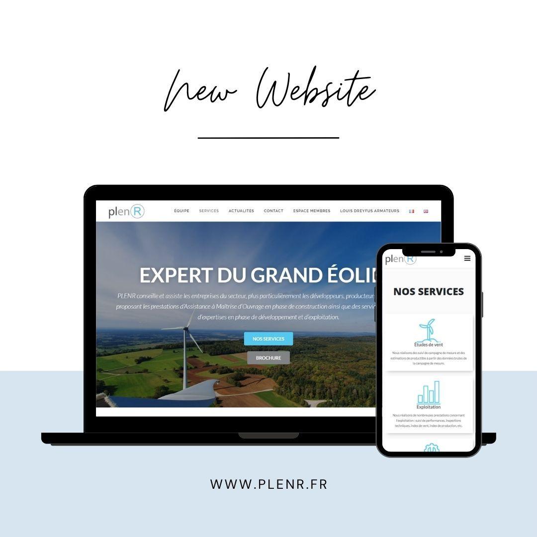 Site web PlenR