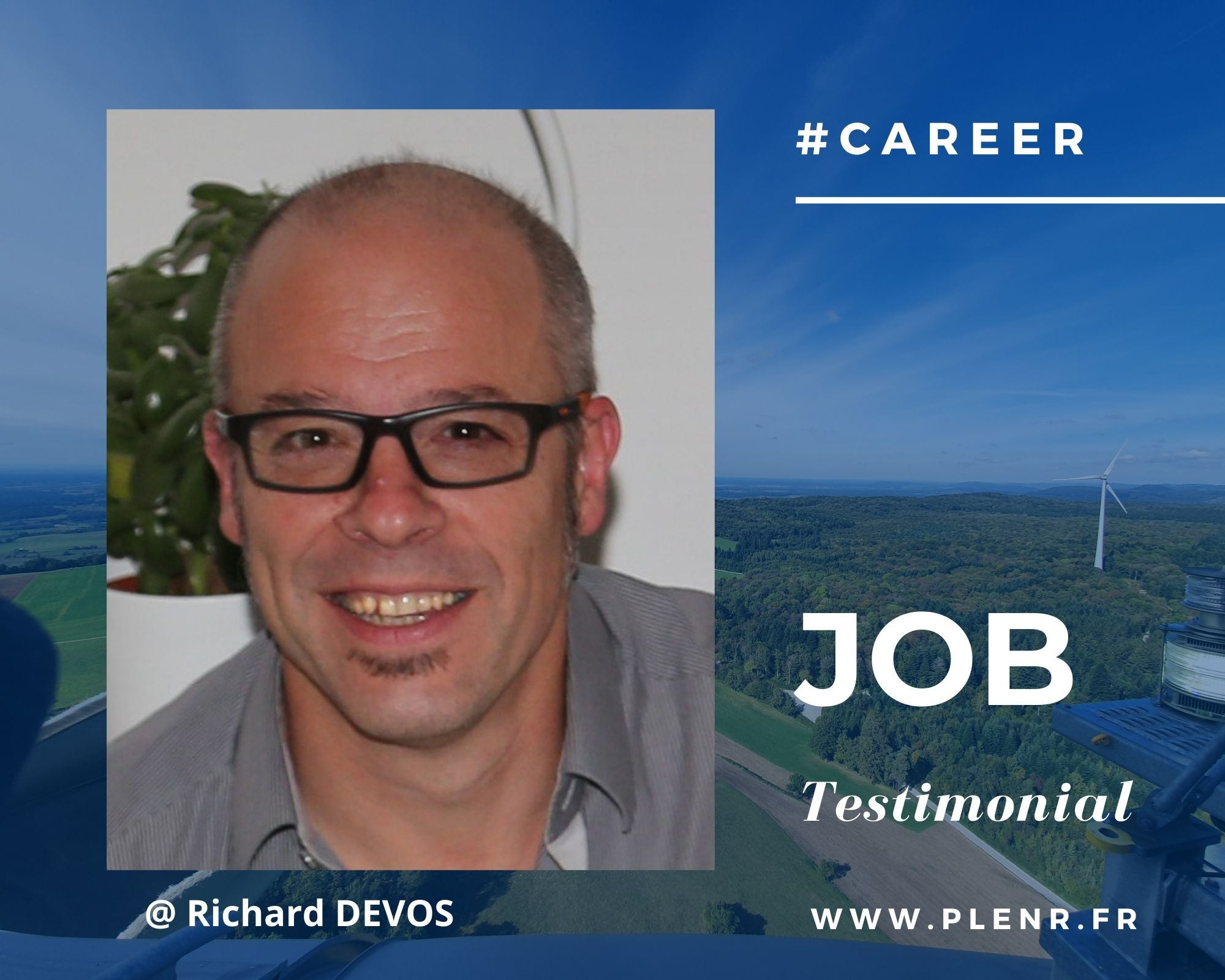 Job Testimonial - richard devos